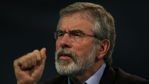 Gerry Adams said Sinn Féin would have a 1916 conference in Dublin in early January