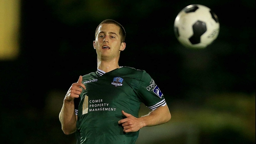 Jake Keegan scored the only goal in 120 minutes of action at Eamonn Deacy Park