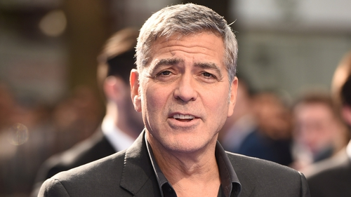 """Clooney - """"We're going to try and get there this summer sometime"""""""