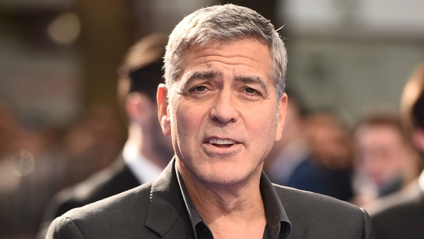 "George Clooney on plastic surgery: ""I actually think it makes you look older"""