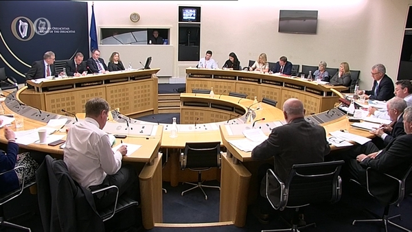 Parents of babies who died at the hospital are before the health committee