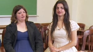 The sisters met at a creative writing class in Columbia University