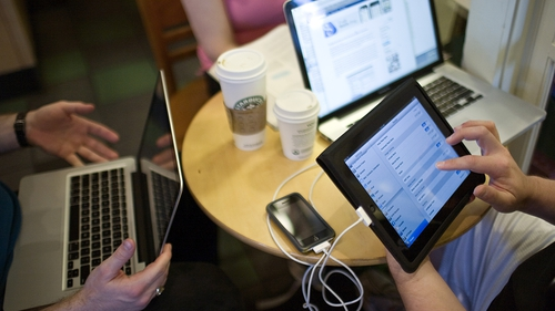 Starbucks employees will be able to influence playlists heard in-store