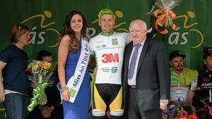 Jaap de Man will wear the leading U23 rider's jersey on stage 4