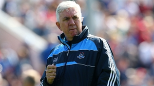Dublin manager Ger Cunningham