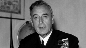 Lord Louis Mountbatten was a second cousin to Britain's Queen Elizabeth