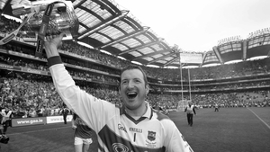 Brendan Cummins twice won the Liam MacCarthy Cup
