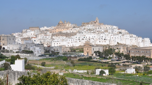 Five days in Puglia - the heel of Italy