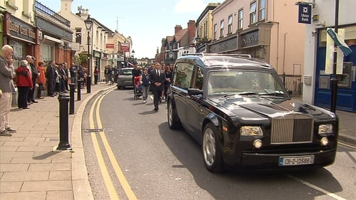 Ana Hick's funeral was held at the Church of the Assumption in Dalkey