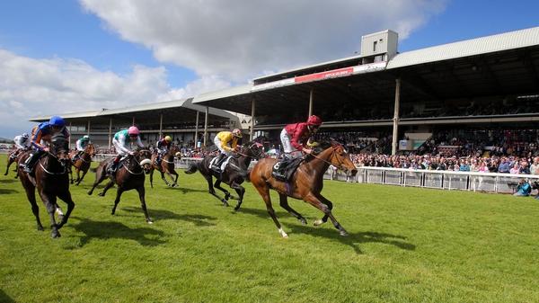 Jamie Spencer on Just the Judge won the 2014 Irish 1,000 Guineas