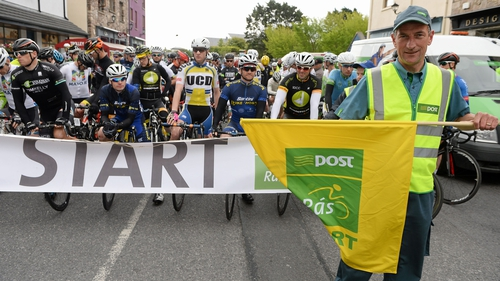 Stage 4 was 155km from Bearna in Galway to Newport, Co Mayo