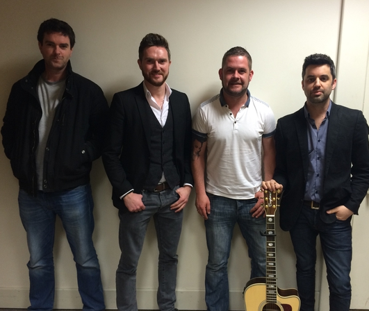 Live Music: The Kilkennys
