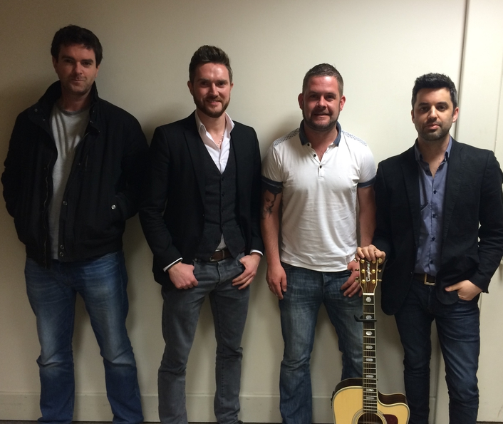 Live Music: The Kilkennys