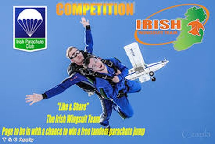 The Irish Wingsuit Team