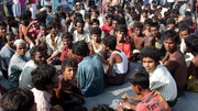 Almost 870,000 Rohingya have fled to Bangladesh