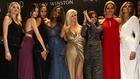 Stars turn up the glam for amfAR Gala