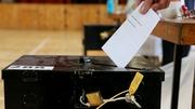 People cast their votes in two referendums and a by-election yesterday