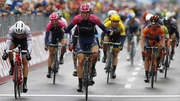 Stage 13 of the Giro d'Italia proved unlucky for some, but not Lampre-Merida Sacha Modolo