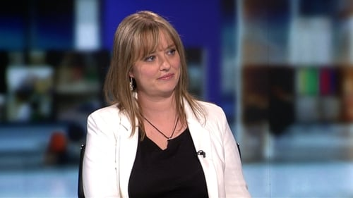 Speaking on RTÉ's Six One News Máiría Cahill said she felt let down by Sinn Féin