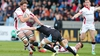Ulster fall just short against Glasgow
