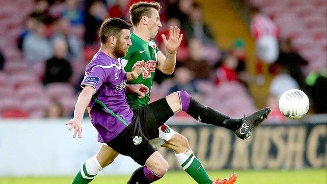 Cork City and Shamrock Rovers play out stalemate