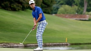Kevin Na leads the way at the Crowne Plaza Invitational