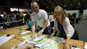 Counting is under way at 27 centres across the country, with the Yes side set to win the marriage referendum