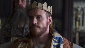Michael Fassbender as Macbeth in the Justin Kurzel-directed film adaptation