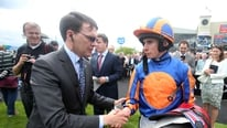 Aidan O'Brien tells Robert Hall the Ballydoyle team were close to taking Gleneagles out of the Irish 2000 Guineas