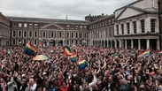 One year since Ireland said 'Yes' to same-sex marriage