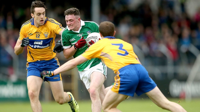 Fitzgerald: Clare scores came at right times