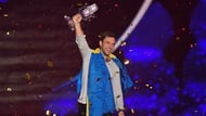 Mans Zelmerlow - Won for Sweden with 365 points