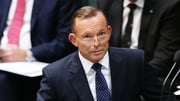Tony Abbott said the issue of same-sex marriage was one for parliament