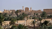 The whole of Palmyra has been listed as a world heritage site by UNESCO since 1980