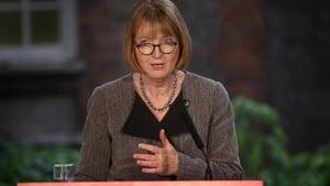 Harriet Harman said people wanted a say on EU membership