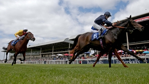 Curvy is a top-price 9-4 for the Irish Oaks