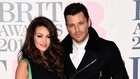 Candid photos from Michelle Keegan and Mark Wright's wedding shared online