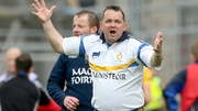 Davy Fitzgerald says he will be in charge of Clare for a few more years