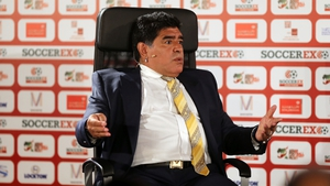 Diego Maradona has launched a fierce attack on Sepp Blatter