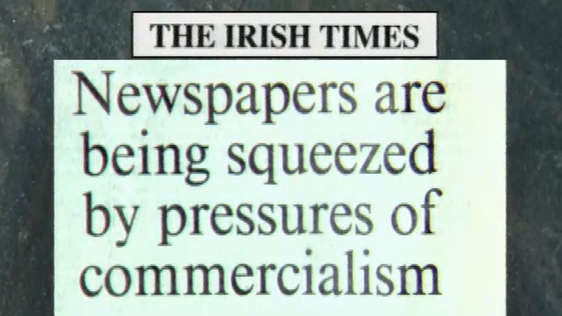 Irish Press Closure (1995)
