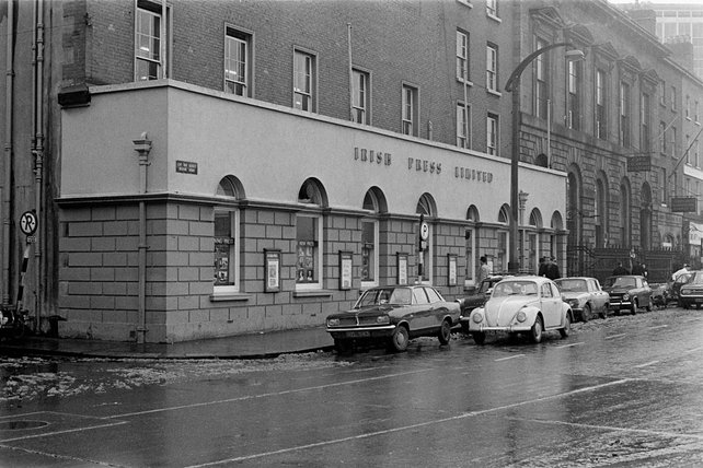 The Irish Press Offices (1968)