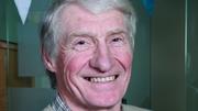 Bryan Keane, 69, cathaoirleach Chomharcreidmheasa Bhaile Átha Buí.