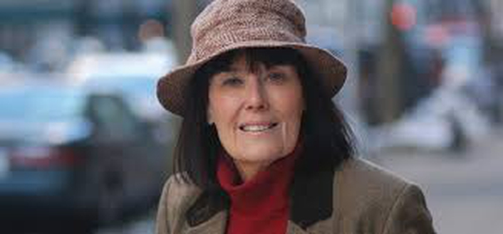 author Mary Pat Kelly