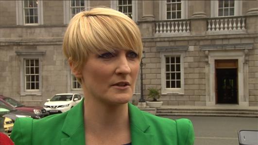 Averil Power Fianna Fáil Departure