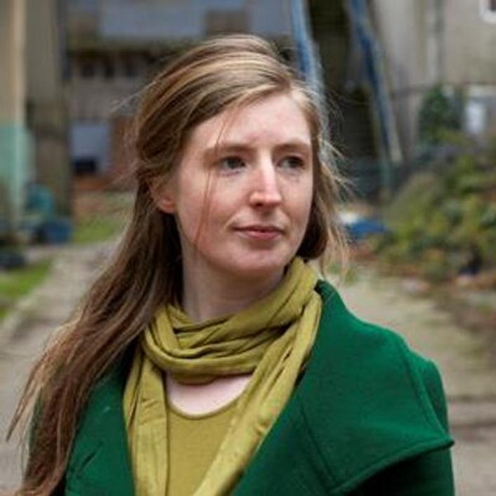 Catherine Brogan, performance poet