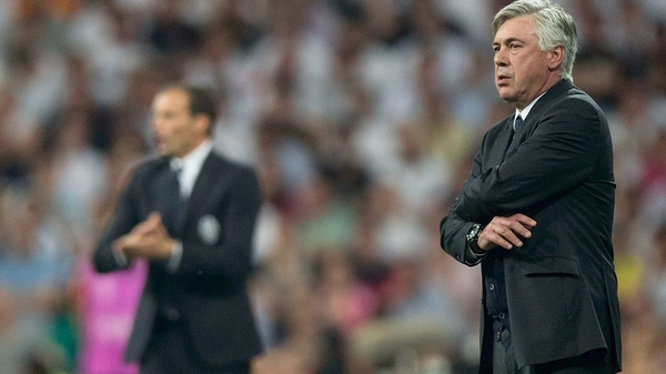 Carlo Ancelotti has paid the price for failure at Real Madrid