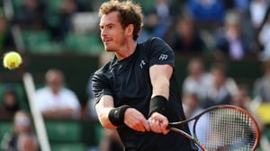 Andy Murray breezed through his first round clash