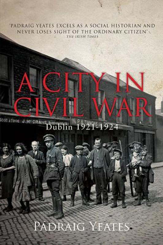Book: A City in Civil War