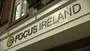 Focus Ireland says the figures show the homelessness crisis is continuing to deepen