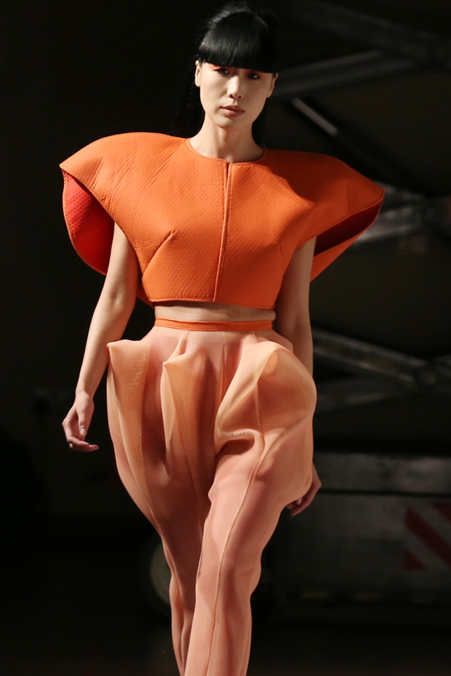 Griffith College Fashion Show 2015